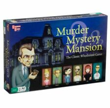 Murder Mystery Mansion the classic whodunnit Game