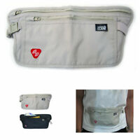 Lewis N Clark RFID Pouch Money Belt Blocking Passport Id Holder Security Travel