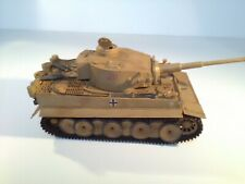 Built 1/35 scale Airfix Tiger tank