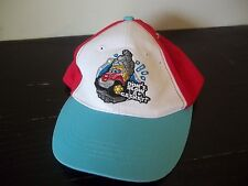 2013 Tonka Chuck and Friends Kids Hat Red,WHITE DON'T BLOW A GASKET baseball cap
