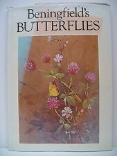 Beningfield's Butterflies by Penguin Books Ltd (Hardback, 1986)