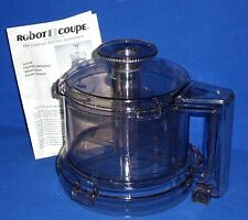 MINT REPLACEMENT ROBO COUPE RC-2800 GO-28 GRAND OPENING BOWL PUSHER