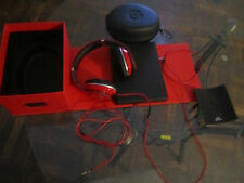 Monster Beats by Dr. Dre (Red)