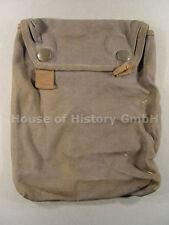 Wehrmacht Heer Gasplanentasche, with manufacturer, very nice condition, 99532
