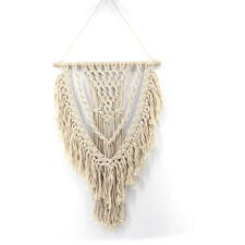 Handmade Macrame Wall Hanging- Woven Wall Art- Macrame Tapestry-Boho Wall Decor-