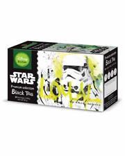 Disney Tea Bagged 30g Star Wars Black Tea Dart Vader 20 Bags Free 24h P&P UK