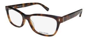 NEW BOBBI BROWN THE SUMMER CONTEMPORARY VISION CARE CUTE EYEGLASS FRAME/GLASSES