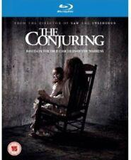 Conjuring 5051892124737 With Patrick Wilson Blu-ray Region B