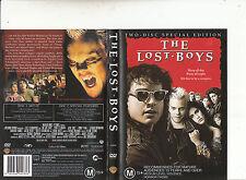 The Lost Boys-1987-Corey Feldman-[2 Disc]-Movie-DVD