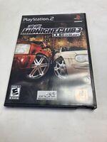 Midnight Club 3 DUB Edition (Sony PlayStation 2, 2005) PS2 Blockbusters Case
