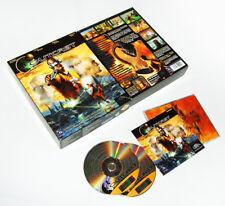 OUTCAST ♦ PC DOS 1999 ♦ BIG BOX ♦ Infogrames ♦ Erstausgabe