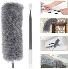 Microfiber Dusters For Cleaning With Extension Pole (30-100 Inches), Scratch