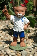 Kentucky Wildcats Mascot Statue - Painted
