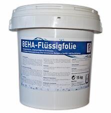 15kg Dichtfolie Flüssigfolie, Streichfolie, Flüssiggummi für Bad und Dusche