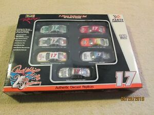 1:64 1997 REVELL RACING DARREL WALTRIP 25TH ANNIVERSARY 7 CAR SET #3132 NIP