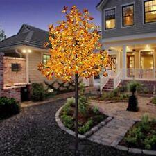 8 FT Maple Tree 264 LED Lights Decor Deck Patio Adjustable Garden Artificial New