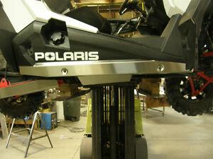 Polaris RZR 1000 xp 900 900s 900xc Razor rock sliders 14* Gauge Stainless Steel