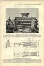 1893 Mitchells Oil Press Piston Rod Hollow