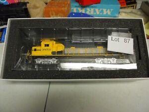 Lot 87: Athearn Genesis Santa Fe #3853 GP50 Ph II Locomotive DCC & Sound HO