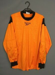 Reebok Jersey LARGE Long Sleeve Shirt Vintage Retro Reebok ig93