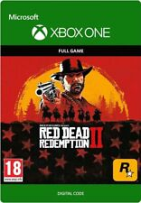 Red Dead Redemption 2 Xbox One Full Game Key REGION FREE