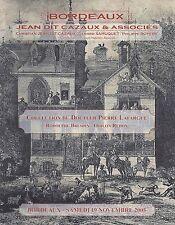 BORDEAUX Rodolphe Bresdin Odilon Redon Prints Lafardue Collection Catalog 2005