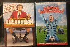 Anchorman: The Legend of Ron Burgundy and Kicking and Screaming 2-Movie Special