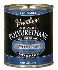 Rust-Oleum 200141H Varathane Crystel Clear PU for Interior -946 ml - Semi Gloss