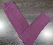 New listing NEW Lularoe TC Leggings Purple Plum Eggplant Amethyst Microdot Polka Dot Classic