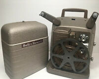 Vintage Bell & Howell 253R 8mm Movie Projector, tested Working