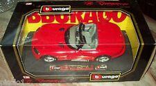 Burago - Dodge Viper RT10  scala 1/24