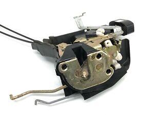 2001-2007 Toyota Sequoia Driver Left Door Handle Latch Actuator Lock OEM