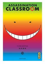 manga Assassination Classroom Tome 10 Shonen Matsui Kana Ansatsu Kyoushitsu VF