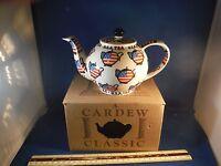 "New Cardew Classics Made In England ""U.S.A Tea"" Teapot"