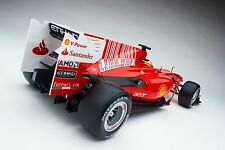 Ferrari F10 F1 / Quality R/C Model Car / Big Scale 1:10 / Item # ERC08235