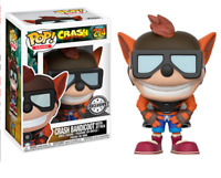 Crash Bandicoot with Jet Pack Pop! Vinyl - New in Stock