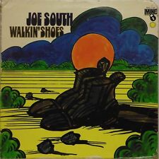 JOE SOUTH 'WALKIN' SHOES (THE JOE SOUTH STORY)' US IMPORT LP