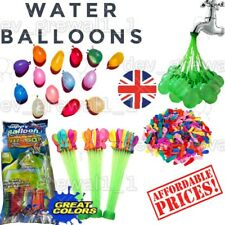 111 Water Balloons Bombs Outdoor Birthday party Fast Fill Summer Fun Filler Toys