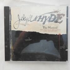 Jekyll & Hyde: The Musical  - Original Broadway Cast Recording  CD