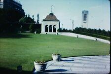 Org Photo Slide 1961 Niagara Falls water Canada Oak Garden park