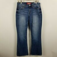 Lucky Brand Sofia Boot Cut Womens Dark Wash Blue Jeans Size 10/30