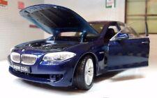 Welly 24026 BMW 535i Dark Blue Metallic Scale 1 24 Model Car °