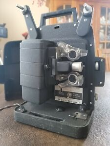 Vintage Bell & Howell 8mm Home Movie Projector