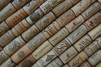 Used Wine Corks Stoppers for Crafts All Natural Multi Listing 25-50-100-200-400