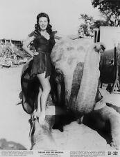 Joyce MacKenzie - Tarzan and the She-Devil (1953)  - 8 1/2 X 11