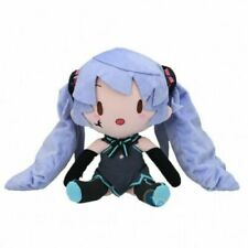 Sega Vocaloid Hatsune Miku GHOST Special Fluffy Plush Doll Toy US SELLER