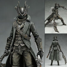 New Figma 367 Bloodborne Hunter Action Figure 1/6 Toy With Box Kids Xmas Gift