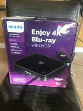 Philips - BDP7501 4K Ultra HD Wi-Fi Built-In Blu-ray Player HDR