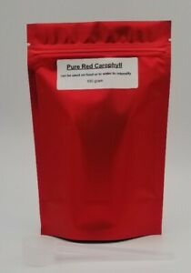 100 gr. Carophyll - Canthaxanthin Red to intensify Birds Great for Canaries