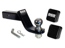 "Rigid Class III BPC422D 2"" Ball Mount Kit Loaded w/ 2-5/16"" Ball - 4"" Drop"